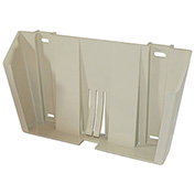 Impact® Wall Bracket For 2 Gallon Sharps Containers -Beige, 7352b - Pkg Qty 10