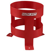 Weather Guard Refrigerant Tank Holder, 30 Lbs. - 9886-7-01