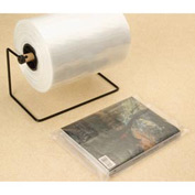 "Layflat Bags on a Roll, 9""W x 12""L 4 Mil Clear, 500 per Roll"