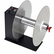 "LABELMATE Automatic Label Rewinder For Up To 10-1/2"" W x 12"" Diameter, 3"" Core Rolls"
