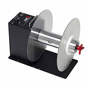 "LABELMATE Automatic Label Rewinder For Up To 8-1/2"" W x 12"" Diameter, 3"" Core Rolls"