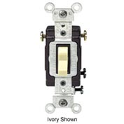 Leviton CS315-2GY 15A, 120/277V, 3-Way , Gray