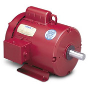 Leeson Motors - 3HP, 230V, 1740RPM, TEFC, Rigid Mount, 1.15 S.F.
