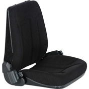 Vestil Deluxe Forklift Truck Seat LTSD-C - Cloth with Seat Belt