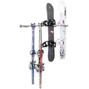 Monkey Bar Storage 03007 Ski & Snowboard Garage Storage Rack