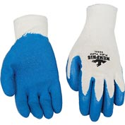 Premium Latex Coated String Gloves, Memphis Glove 9680L, 1-Pair