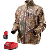 Milwaukee® 2393-XL M12™ Cordless Realtree Xtra® Camo Heated Jacket Kit - XL
