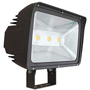 Morris Products 71352, LED ECO-Flood Light with Trunion 82 Watts 6150 Lumens 120-277V