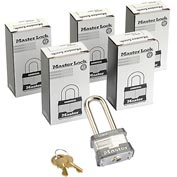 Master Lock® General Security Laminated Keyed Alike Padlocks - No. 3kalh - Pkg Qty 3