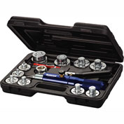 Mastercool® 71650-A Hydra-Swage Tube Expanding Tool Kit to 2-1/8""