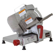 "Axis AX-S9 ULTRA - Meat Slicer, 9"" Blade, Manual, Poly V-Belt Drive System"