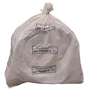 Large Heavy Duty Tire Bags - Roll of 100