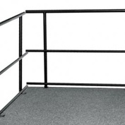 "48"" Guard Rails for Stages"
