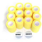 """Newstripe 4"""" Replacement Rollers, 10000728, 12 Pack Rollers & Discs"""