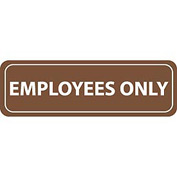 Architectural Sign - Employees Only