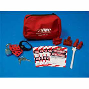 Lockout Pouch Kit - Bilingual