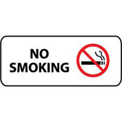 Pictorial OSHA Sign - Vinyl - No Smoking