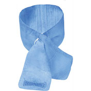 "OccuNomix 930 MiraCool® Cooling Neck Wrap, 31.5""L x 4""W, Blue"