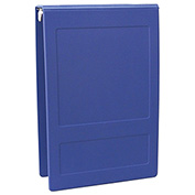 Omnimed® 2 Molded Ring Binder - Top Open, Blue