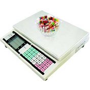 "Optima Parts Counting Digital Scale 15 kg x 0.5 g 9"" x 13-5/16"" Platform"