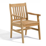 Oxford Garden® Wexford Armchair, Natural
