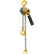 OZ Lifting Mechanical Manual Lever Hoist 1/4 Ton Capacity 5' Lift