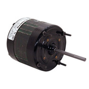 "Century 657, 4 5/16"" Shaded Pole Motor - 208-240/480 Volts 1550 RPM"