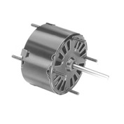 "Fasco D120, 3.3"" Shaded Pole Open Motor - 115 Volts 1500 RPM"