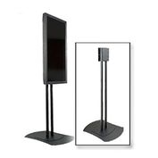 """Single/Back-To-Back/Quad Mount Flat Panel Display Stand For 32"""" - 60"""" Screens"""