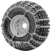 ATV V-BAR Tire Chains, 2 Link Spacing (Pair) - 1064556