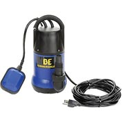 Be Pressure SP-550SD Submersible Pump, 1/2 HP Side Discharge