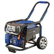 Ford FG4650P,4650 Watt M-Series Portable Generator, Gas Engine, Recoil Start