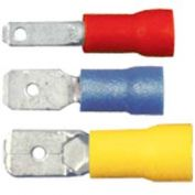 Quick Cable 160150-1000 PVC Solderless Male Disconnect, 22-18 Gauge, 1,000 Ft