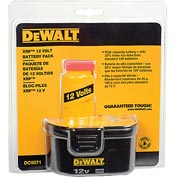 DeWALT® DC9071 12V XR PACK Extended Run-Time NiCd Battery Pack
