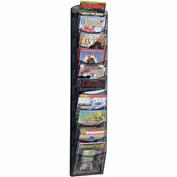 10 Pocket Onyx Magazine Rack