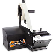 "START International LD6025C 4-3/4"" Wide Electric Label Dispenser for Clear Small Labels"