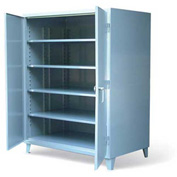 """Strong Hold Heavy Duty Storage Cabinet 66-364 - 72""""W x 36""""D x 78""""H"""