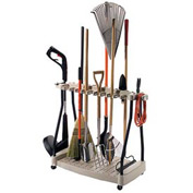 Tool Rack With Wheels