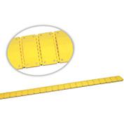 Tapco® 3192-00027 Traffic Guard Permanent Speed Bump with Hardware, 20'L