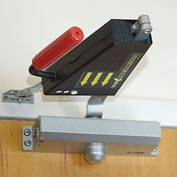The Barracuda™ Intruder Defense System For Commercial Doors With Scissor Closers - DCS-1