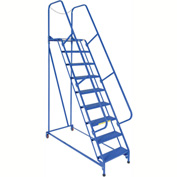 Maintenance Ladder - 9 Step Perforated - LAD-MM-9-P
