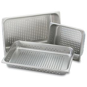 """Full Size Perforated Pan 6"""" - Pkg Qty 6"""
