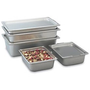 "Half Size X 6"" Transport Pan - Pkg Qty 6"