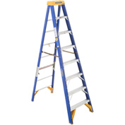 Werner OBPT08CA CSA 8 Ft Grade 1AA Fiberglass Mechanical JobStation Stepladder