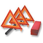 Cortina 95-03-009 3-Piece Triangle Warning Kit