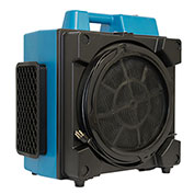 XPOWER X-3580 Commercial 4 Stage Filtration HEPA Purifier System Air Scrubber