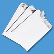 Redi-Strip Catalog Envelopes, White with First Class Border, 10 x 13, 100/Box