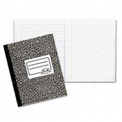 Permanently Bound Composition Book, Quadrille Rule, 80 10 x 7-7/8 Sheets