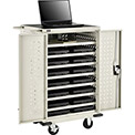 Laptop Charging Carts & Cabinets