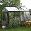 Greenhouses-Tempered Glass